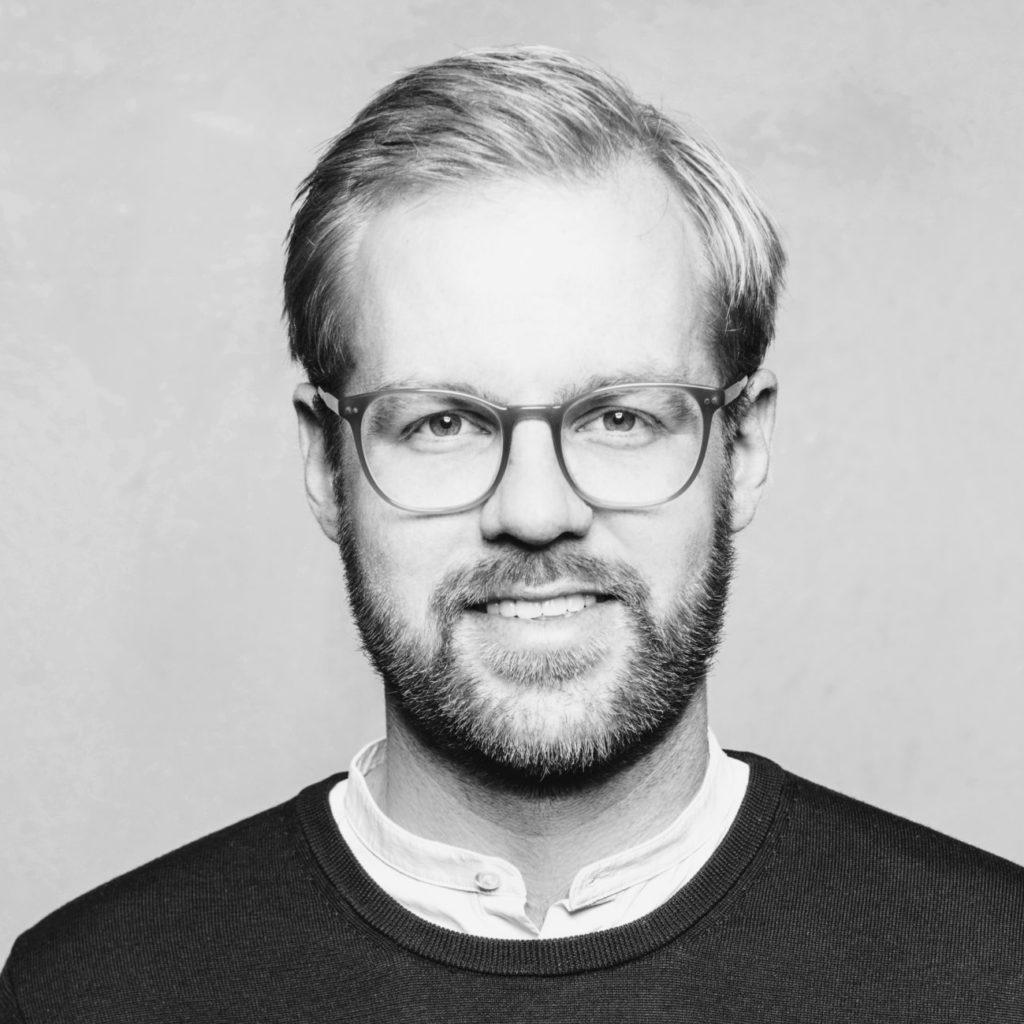 Maximilian Schmitt Gründer und Finance Verantwortlicher