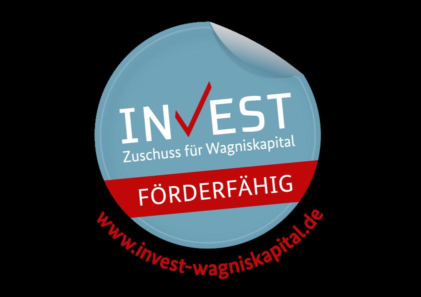 Logo Invest förderfähig
